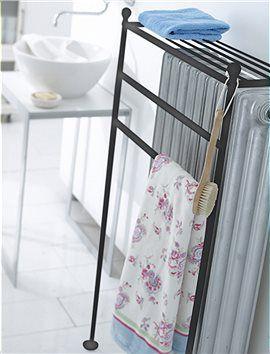 Origineller Trockner: Keine Nassen Handtücher Oder Trockentücher Mehr.  Dieser Handtuchhalter Wird An Der Wand Hinter Dem Heizkörper Befestigt Und  Bietet ...
