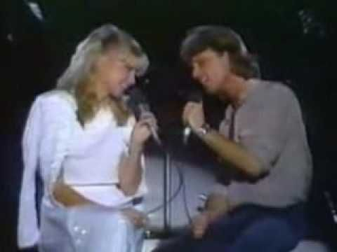 Special Treat for you! Olivia Newton John and the late Andy Gibb(so sad we lost him so young) -I Can't Help It, Oh Boy, with cameos from Cliff Richard & Elton John