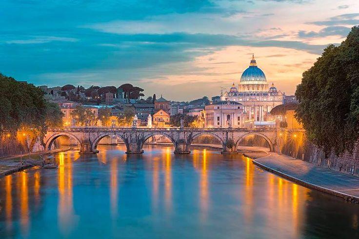   #Roma   #Italia    www.volamondo.it