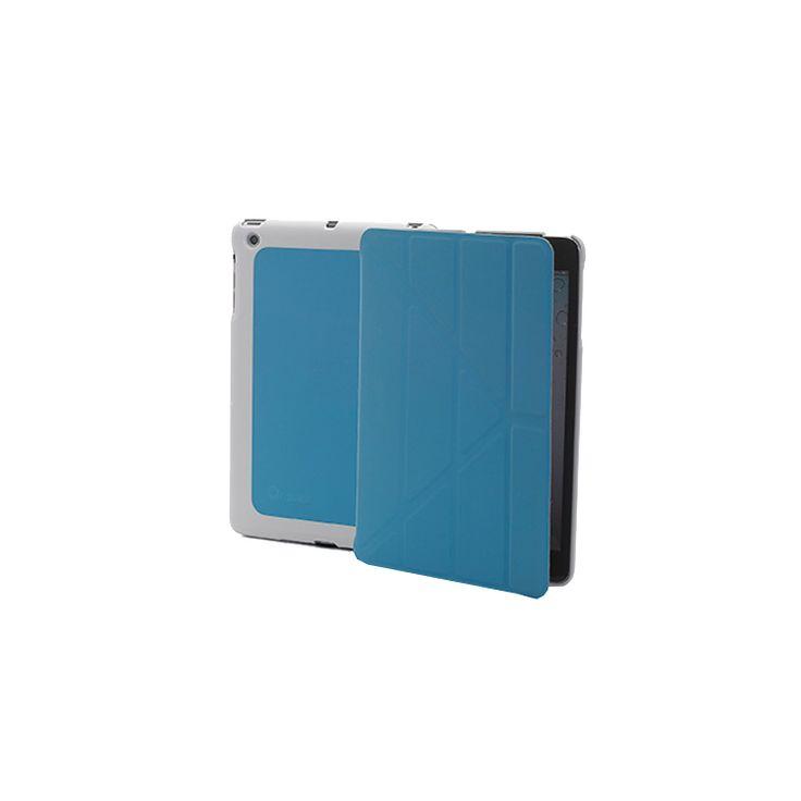 Θήκη MUVIT SMART Y STYLE για iPad mini - γαλάζια