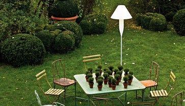 Bonheur Outdoor Floor Lamp by Serralunga - modern - outdoor lighting - other metro - Surrounding - Modern Lighting & Furniture - $1,344