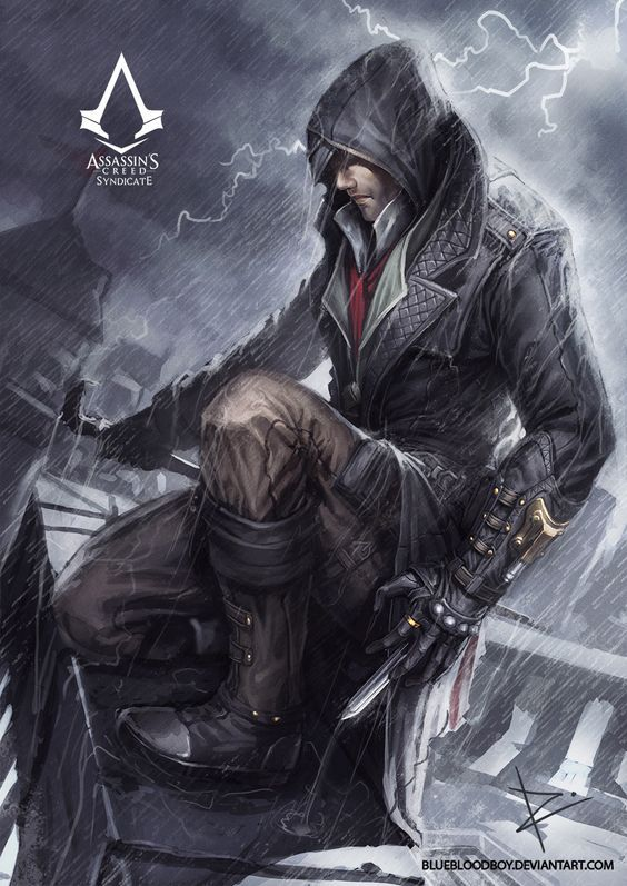 Jacob Frye. Assassin's Creed Syndicate.