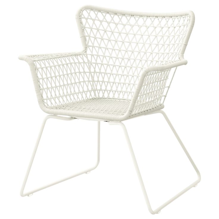 HÖGSTEN Chair with armrests - IKEA