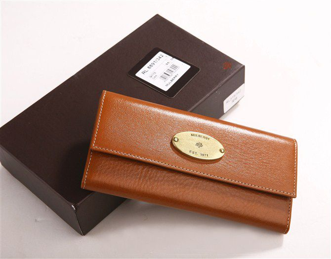 Mulberry wallet x