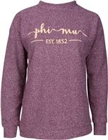 Phi Mu Outerwear: Jackets, Sweaters, Hoodies & More