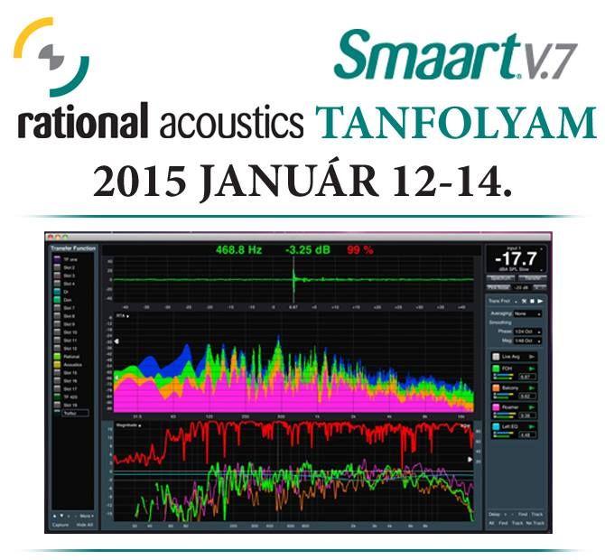 http://aproaudio.hu/blog/rational-acoustics-smaart-v-7-tanfolyam/