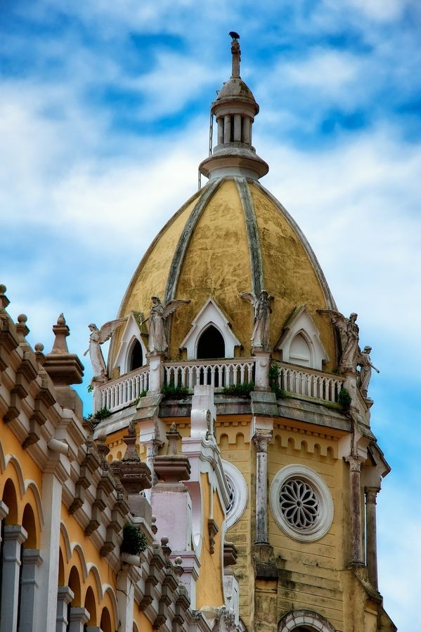 San Francisco De Assis Mission - Panama City, Panama