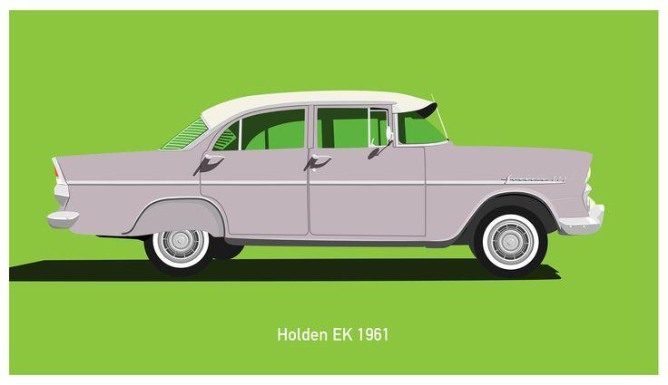 Holden EK 1961