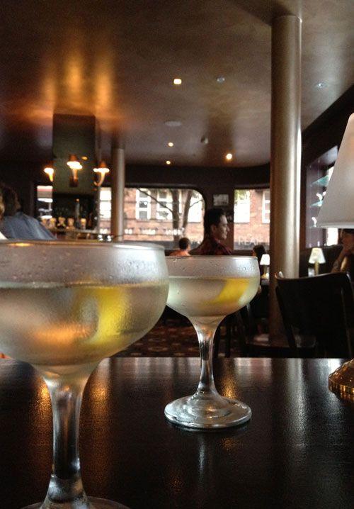 cool bar in Sydney - Roosevelt in Potts Point