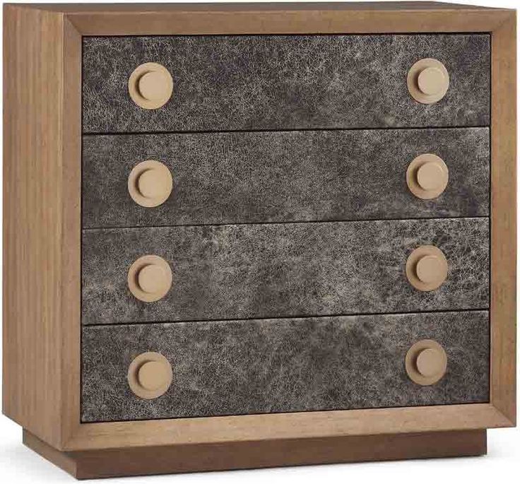 ART Furniture - Epicenters Austin Gray Leander Drawer Chest - 235152-1501