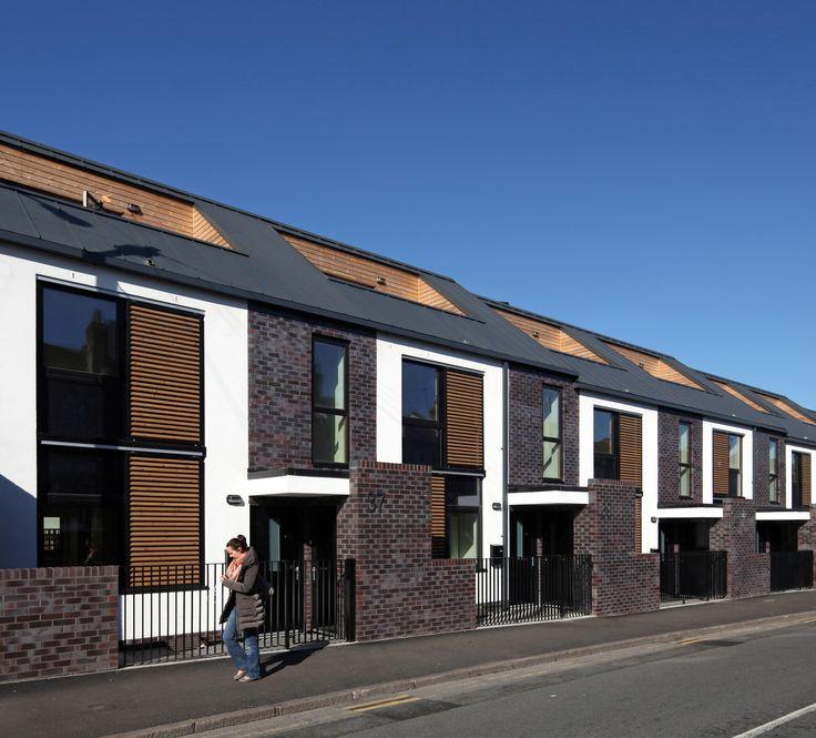 Higham Hill Development, E17 6EA. Designed by PRP, 2010.