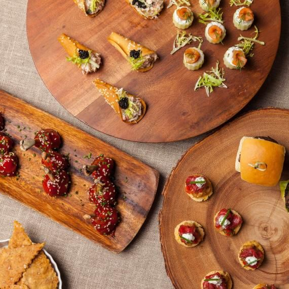 Appetizer Only Wedding Reception: 41 Best Wedding Reception Appetizers Images On Pinterest