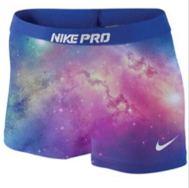 Galaxy Nike Pros, B E A UTIFUL The colours stand out, the way they emerge into each other