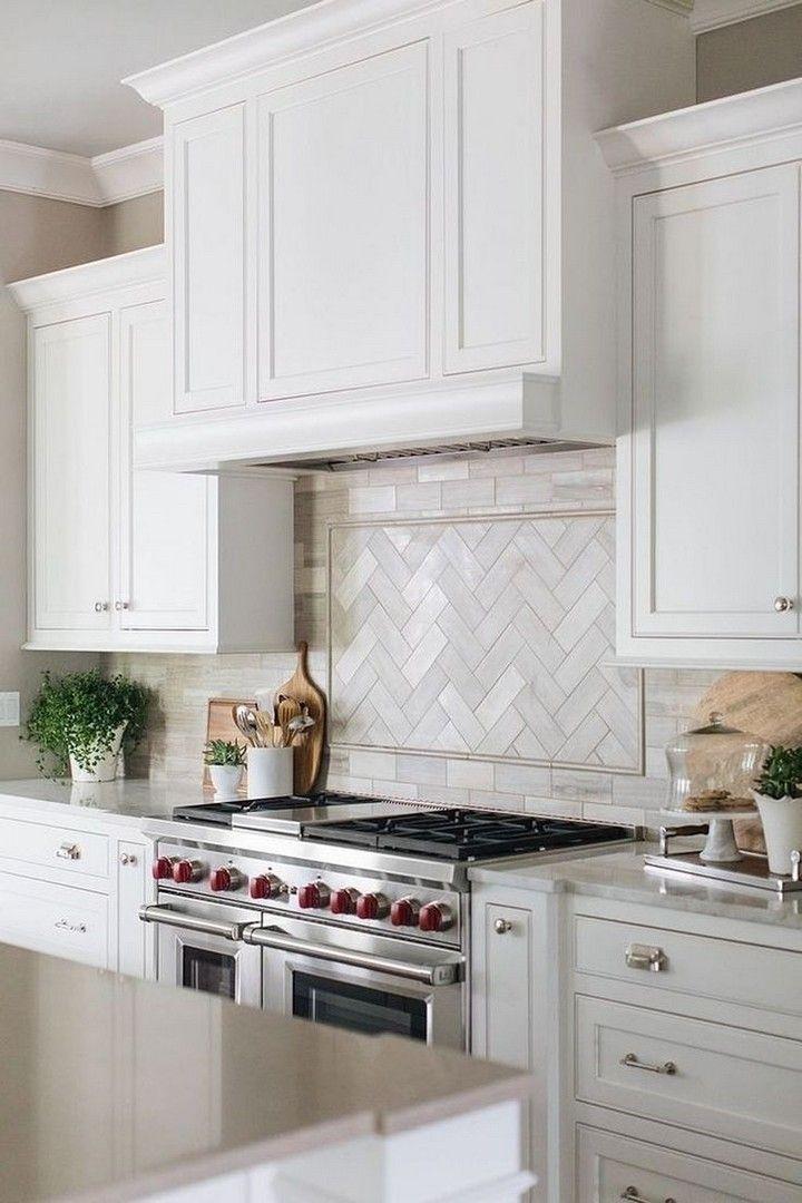 Backsplash Options In 2020 Farmhouse Kitchen Backsplash Modern Farmhouse Kitchens White Shaker Kitchen