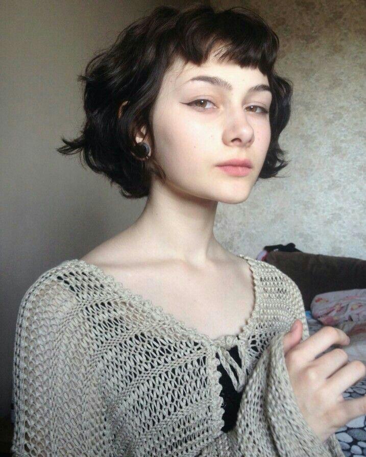 girl wavy hair medium instagram: @wiola_mordegard