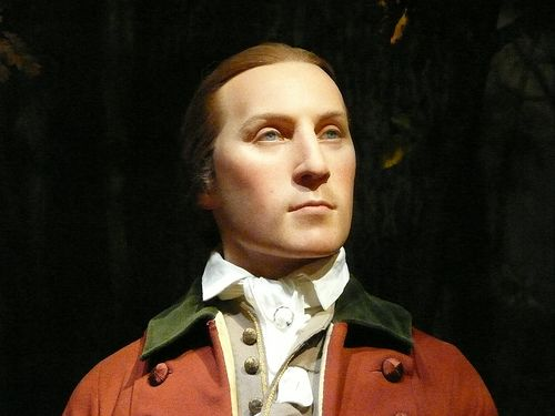A George Washington we are not used to seeing – 19 year old likeness reconstructed from historical and scientific evidence by Mount Vernon.