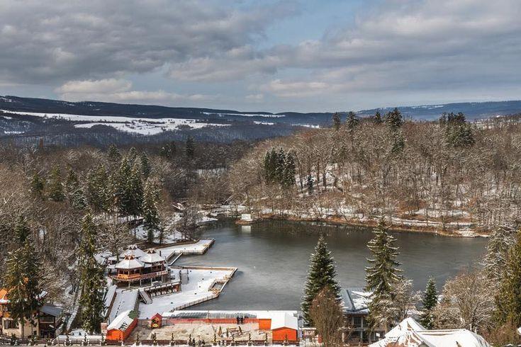 Sovata Foto: Mircea Negulescu  #21milioane #romani #romania #peisaje #iarna #sovata #munte