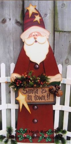 409 Best Wood Christmas Images On Pinterest Christmas