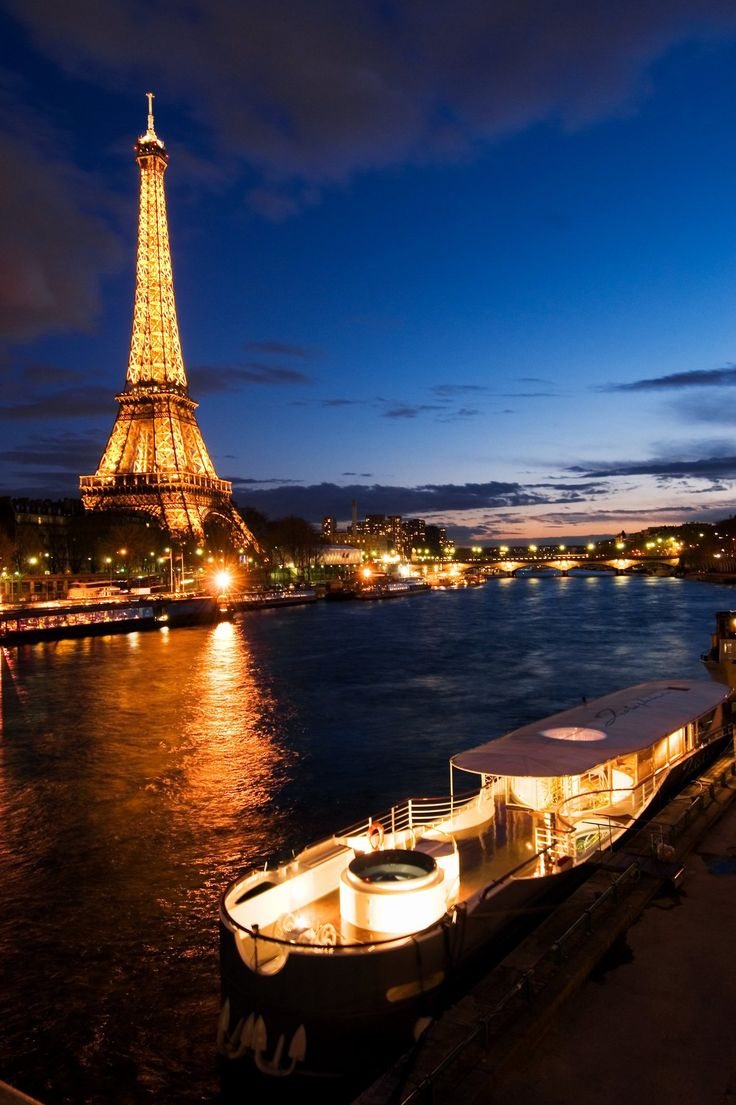 The luxury and beauty of Paris.