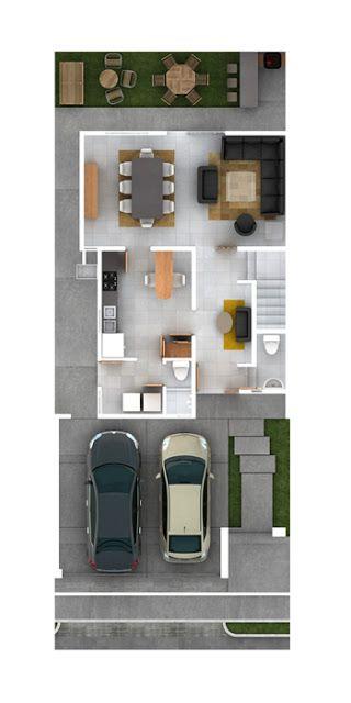 78 images about mimari planlar on pinterest house plans for Casa clasica procrear terminada