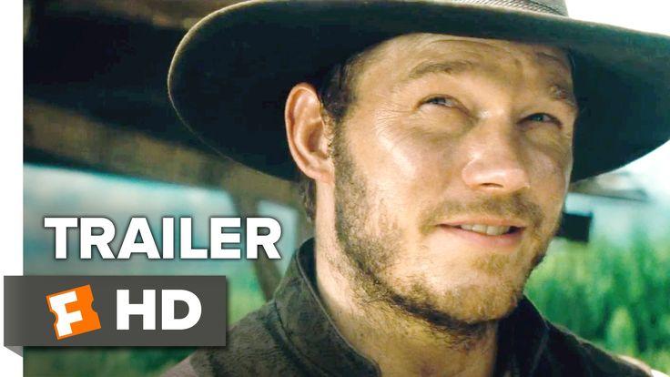 New #TheMagnificentSeven trailer is a must-watch. Starring: Chris Pratt & Denzel Washington