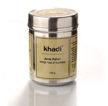 Pudra de Amla - tratament pentru par si ten,150g, Khadi - Sabedoria