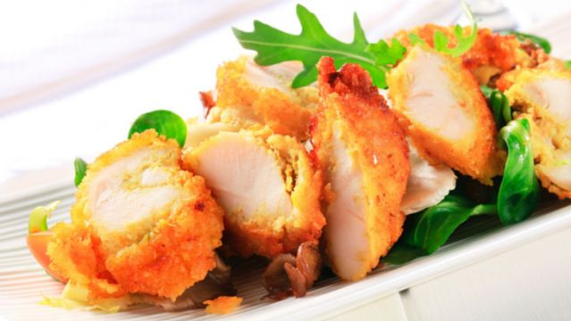 Bethenny Frankel Crispy Chicken Recipe -  Perfect if you're looking for a quick and hearty meal!