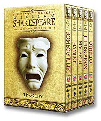 BBC Shakespeare Tragedies DVD Giftbox Books, Books, & More ...