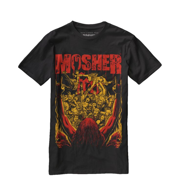 Mosher Fest 2016 - Mosher Clothing