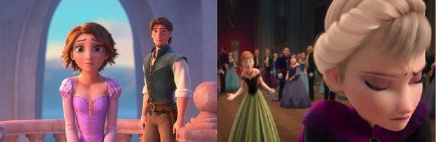 Community Post: Unpopular Opinion: Why Tangled Is Better Than Frozen EVERY DISNEY FAN MUST READ THIS!!!!!