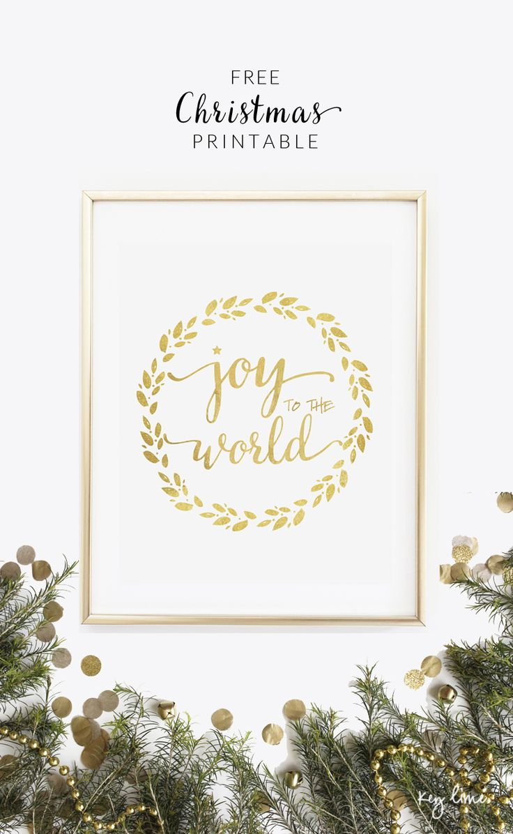 This Christmas, Gold Is The New Black. Add a touch of simple elegance to your holiday decor with this charming display.