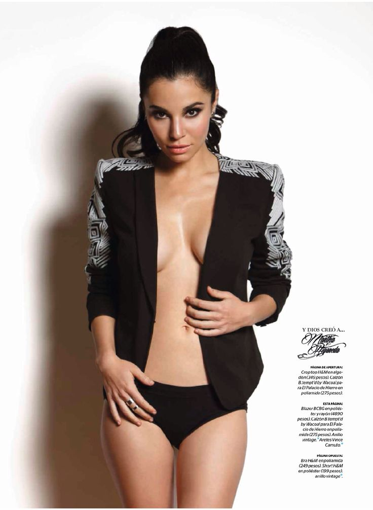 Spanish beauty martha higareda in action - 4 3