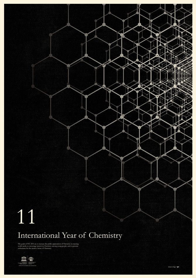 Simon C. Page – Revolution (Graphene) – International Year of Chemistry 2011