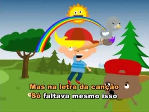 As sete cores do arco-íris (@Jardim de Infância 7)