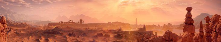 https://flic.kr/p/23ypreU | Horizon Zero Dawn Complete Edition #horizonzerodawn #ps4share #screenshot #gamephotography #Horizon #Zero #Dawn #screenshot #ps4 #playstation #sunset #sunrise #panorama
