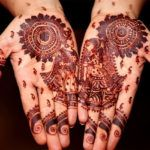 This is special time for brides to put the mehndi on their hands and feet. Here in this collection we have best dulhan mehndi designs for your inspiration.