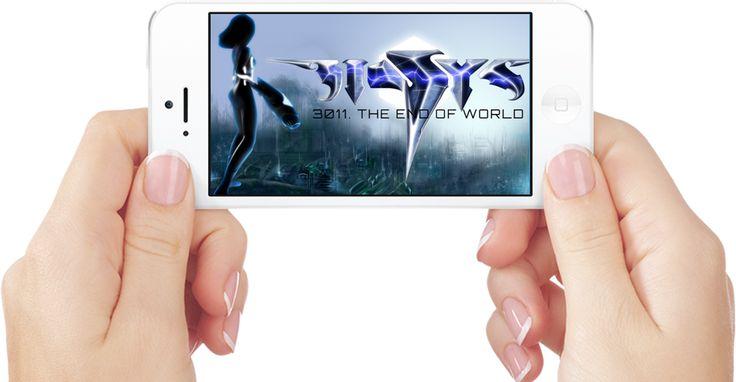 BioSys 3011 - End of World - a new iOS Game  #Game #iOS #BioSys3011EndOfWorld