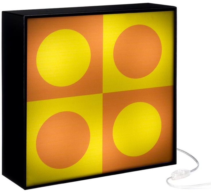 Lightbox - Serie Optical