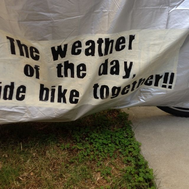 みんなどうしてる?気になる、自転車置き場のアイデア集