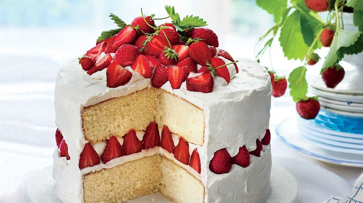 Layer cakes are just as delicious as they are decorative. These layer cake recipes are the perfect dessert for any occasion.