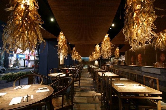 BAMA LOHAS CAFE / KENGO KUMA / JAPAN
