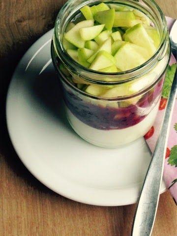 Küchenkrähe: Frühstück im Glas