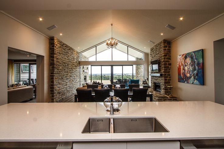 A stunning kitchen designed by Matthew Janes from Pak Design #ADNZ #architecture #kitchen