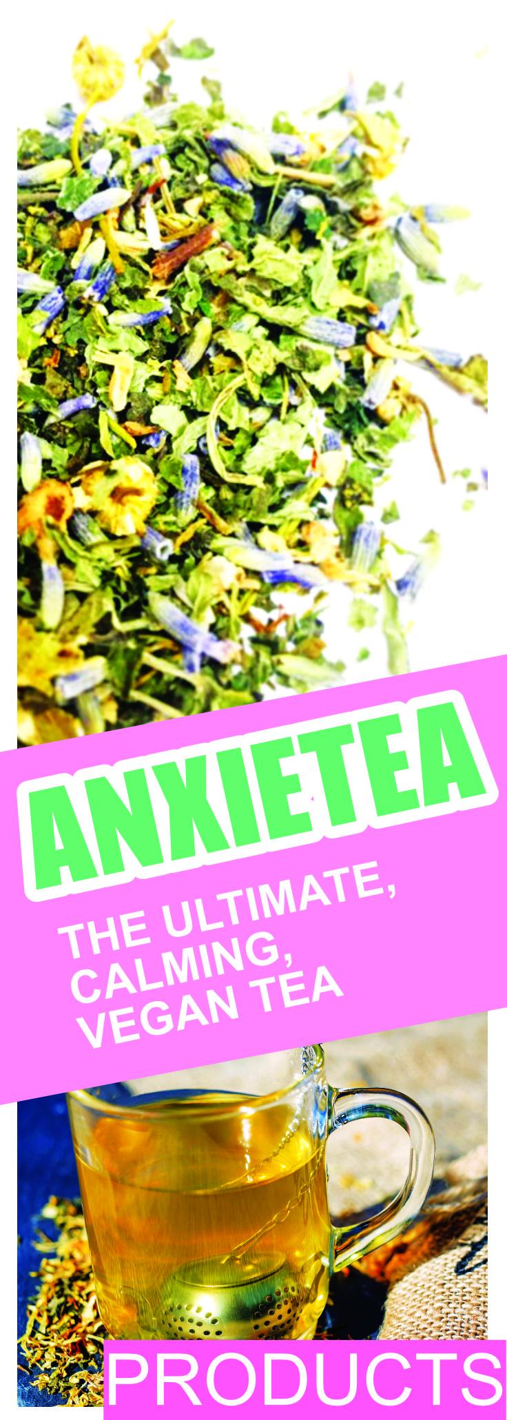 Tea for anxiety - Anxietea