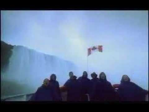 I am Canadian Anthem - a whirlwind of nostalgic historic scenes of Canadiana. To watch whenever I am out of the country and feel homesick.