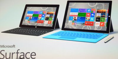 New Microsoft Surface Pro 4