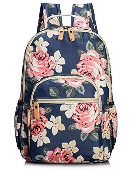 The Cutest Backpacks for Girls - 45 Adorable Backpacks for Kindergarten    Beyond - Lovely Lucky Life 693d1bc56ee66