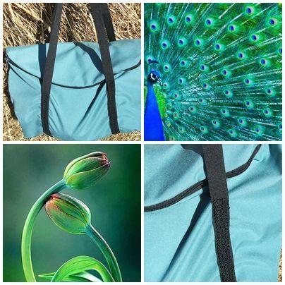 egyszerű és elegáns zöldben