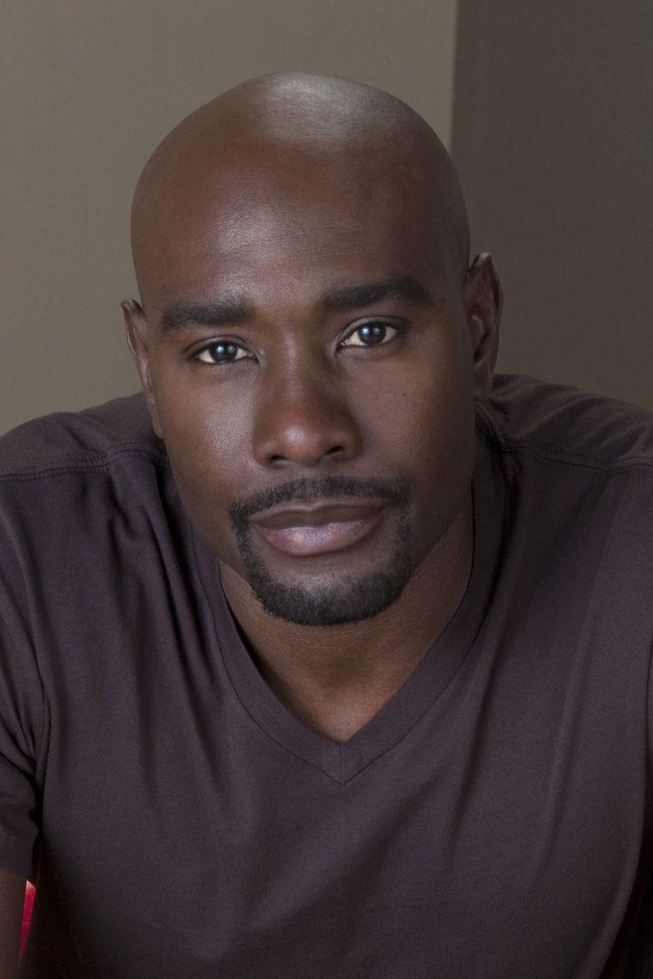 Morris Chestnut Portrait
