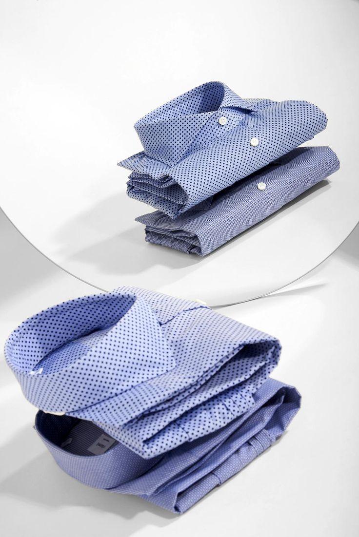 Camicie Carrel - Camicie Made in Italy Collezione Primavera/estate 2017 #menstyle #dressshirt #MadeinItaly